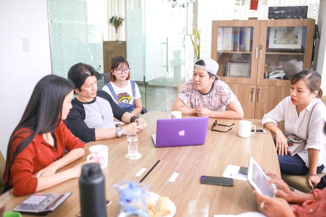 Truong Giang nham mat danh vo trong phim hai hanh dong moi anh 6