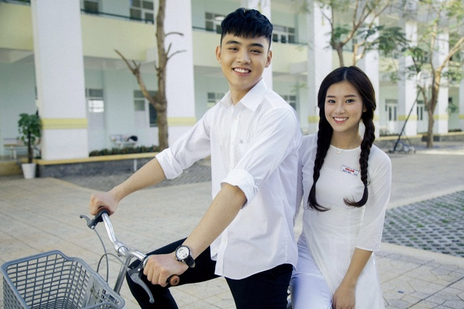 Hoang Yen Chibi yeu tham hot boy trong MV ve tuoi hoc tro hinh anh 7