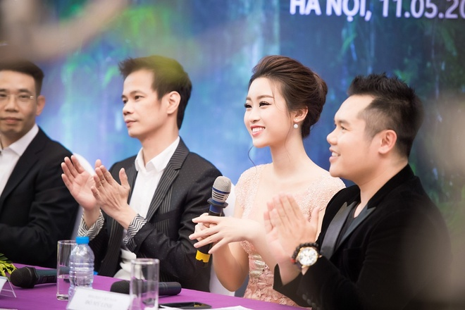 Do My Linh cung Hoa hau Phap lam vedette trong show Hoang Hai hinh anh 4