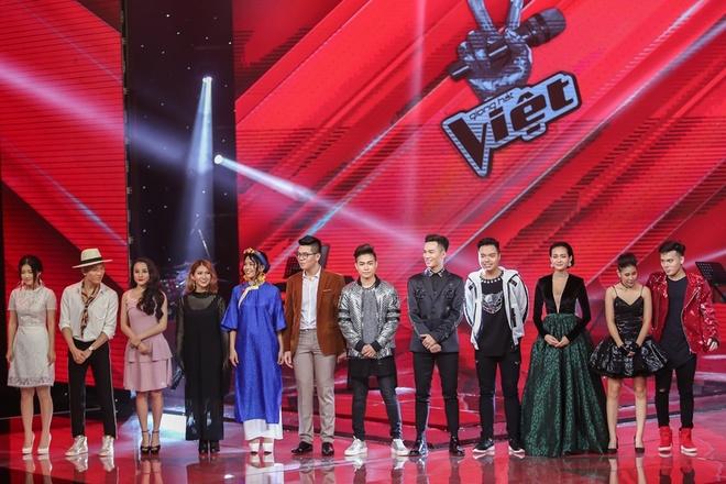 'Giong ca phi gioi tinh' Tung Anh bi Thu Minh loai khoi The Voice hinh anh 2