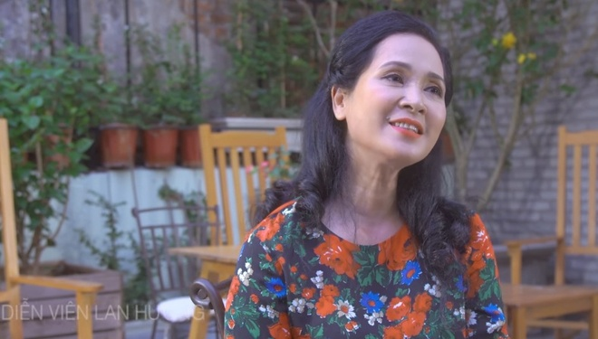 'Me chong' Lan Huong khoe giong trong MV ve me cua diva My Linh hinh anh