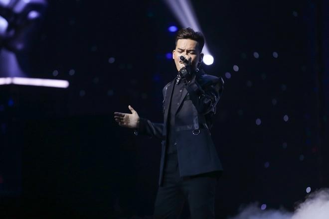 'Giong ca phi gioi tinh' Tung Anh bi Thu Minh loai khoi The Voice hinh anh 6