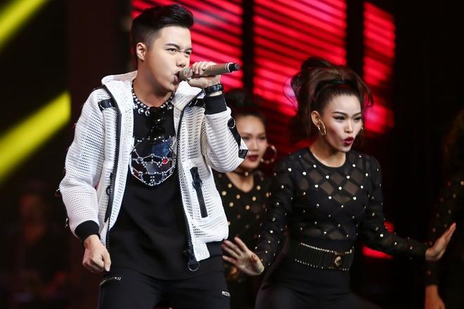 'Giong ca phi gioi tinh' Tung Anh bi Thu Minh loai khoi The Voice hinh anh 8
