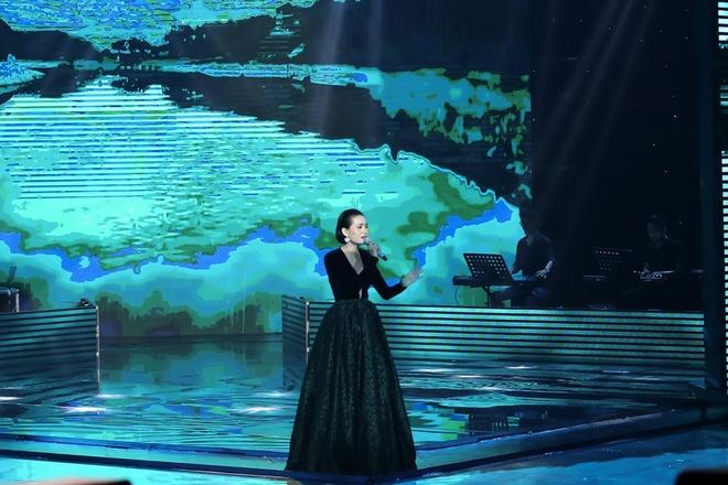 'Giong ca phi gioi tinh' Tung Anh bi Thu Minh loai khoi The Voice hinh anh 11