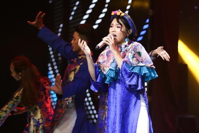 'Giong ca phi gioi tinh' Tung Anh bi Thu Minh loai khoi The Voice hinh anh 12