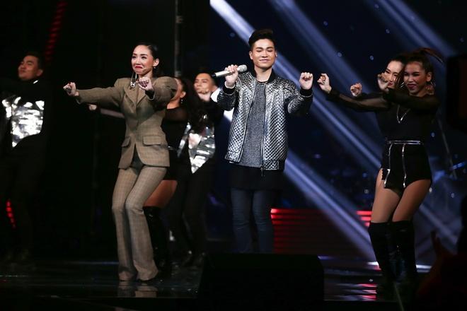 'Giong ca phi gioi tinh' Tung Anh bi Thu Minh loai khoi The Voice hinh anh 3