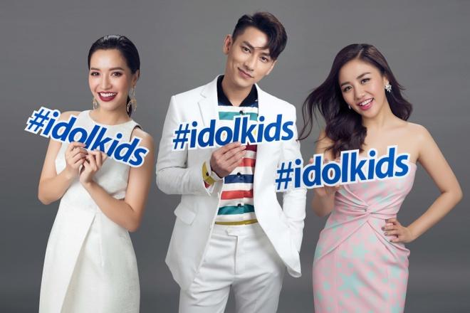 Van mai Huong noi ve Vietnam idol Kids anh 2