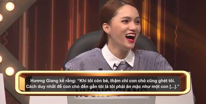 Game show co Huong Giang Idol day nhung khoanh khac phan cam hinh anh 1