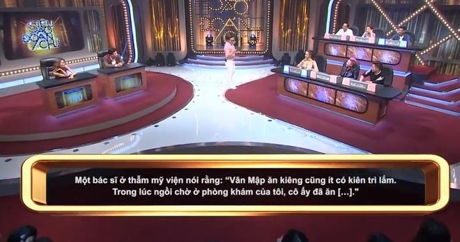 Game show co Huong Giang Idol day nhung khoanh khac phan cam hinh anh 2