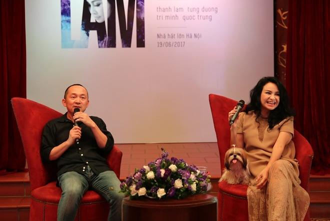 Quoc Trung 'doa' ngung hop tac neu Thanh Lam mat kiem soat hinh anh