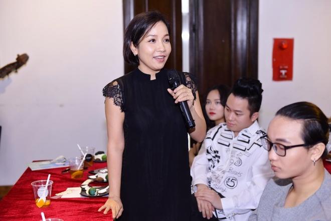 Diva My Linh, Tung Duong mong khan gia nghe nhac bac hoc nhieu hon hinh anh 1