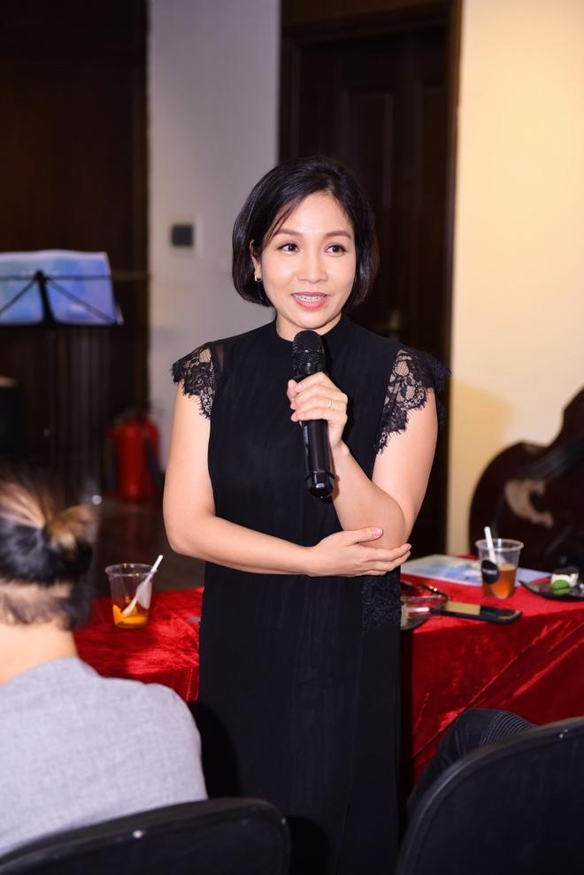 Diva My Linh, Tung Duong mong khan gia nghe nhac bac hoc nhieu hon hinh anh 2
