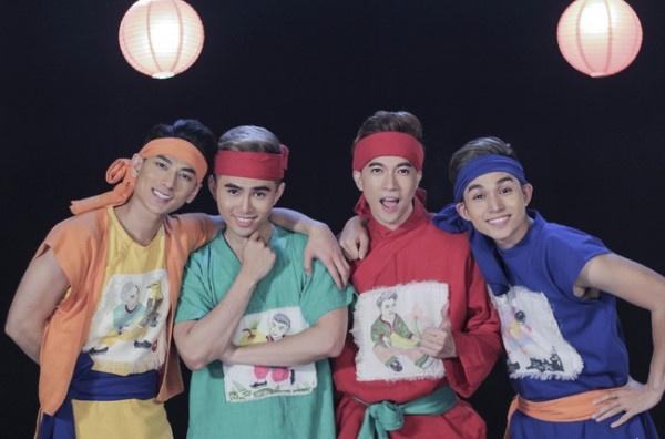 'Bong Bong Bang Bang' la MV dau tien cua Vpop dat 200 trieu luot xem hinh anh