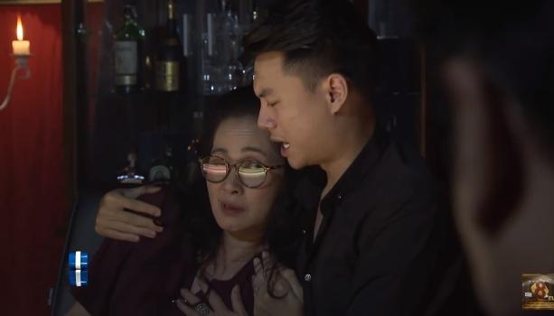 Ban an trum Phan Quan danh cho 2 nhan vat 'Song chung voi me chong' hinh anh 1