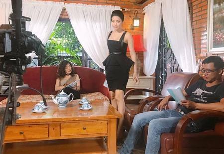 Hua Vy Van vuong tinh tay ba trong du an phim dai 1100 tap hinh anh 2