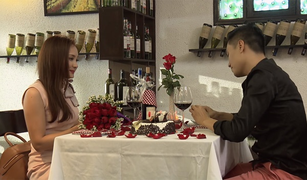 'Song chung voi me chong' tap 31: Son to tinh voi Minh Van hinh anh