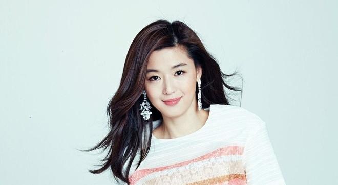 'Mo chanh' Jun Ji Hyun mang thai con thu hai hinh anh