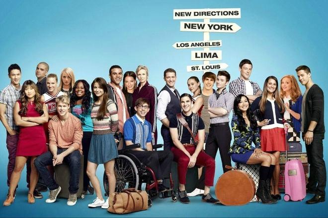 Khan gia phan doi dan dien vien 'Glee' phien ban Viet hinh anh 1