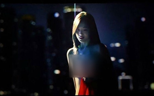 Canh quay cua Sulli trong phim dong cung Kim Soo Hyun gay tranh cai hinh anh