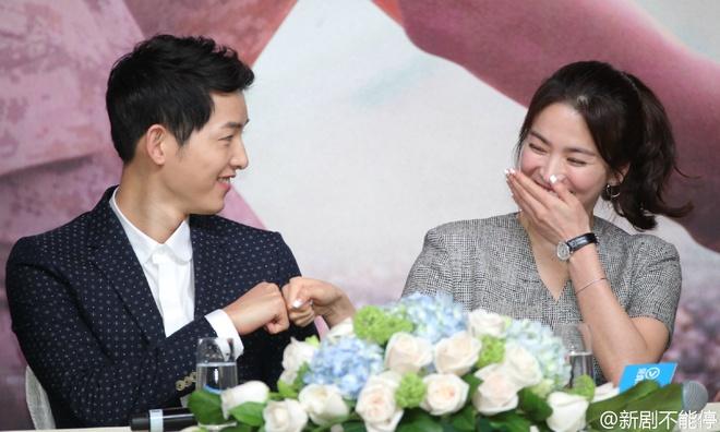 Do quyen luc cua Song Joong Ki - Song Hye Kyo va Bi Rain - Kim Tae Hee hinh anh 1