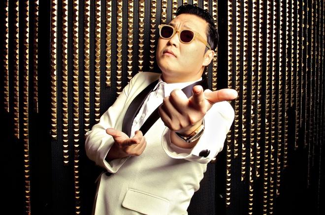 Chu nhan 'Gangnam Style' dung tieng Viet trong MV moi hinh anh