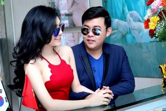 Nu dien vien 'Nguoi phan xu' bi to map mo trong chuyen yeu Quang Le hinh anh