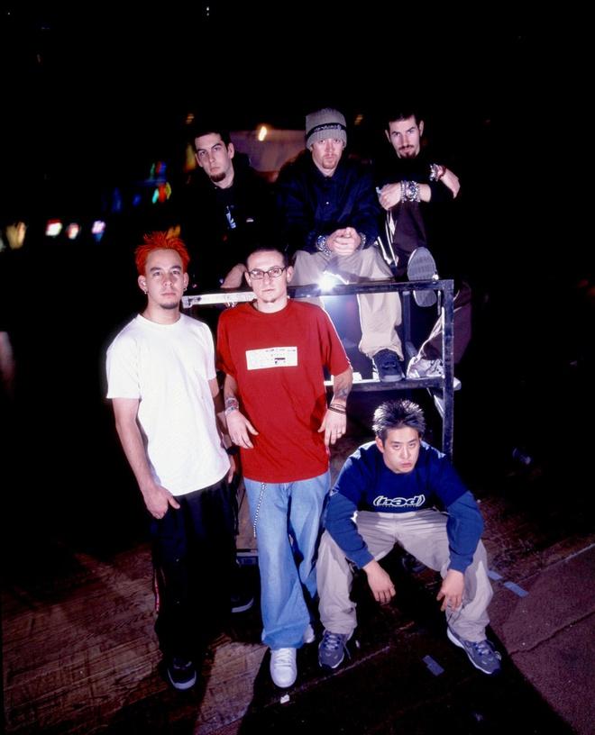 Cot moc dang nho trong su nghiep ca si hat chinh nhom Linkin Park hinh anh 1