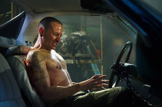 Cot moc dang nho trong su nghiep ca si hat chinh nhom Linkin Park hinh anh 7