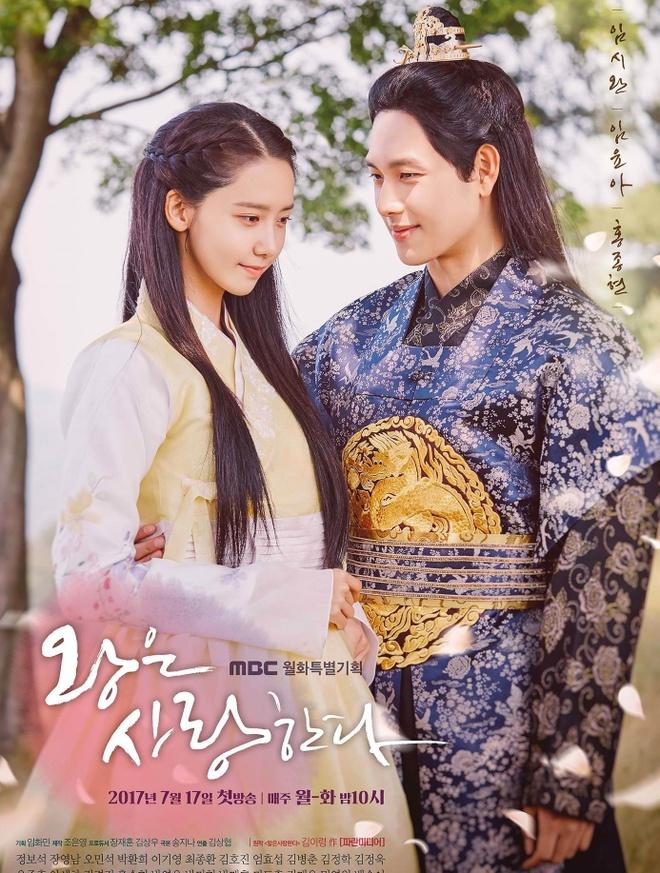 'Khi nha vua yeu' cua Yoona khiem ton luong nguoi xem hinh anh 1