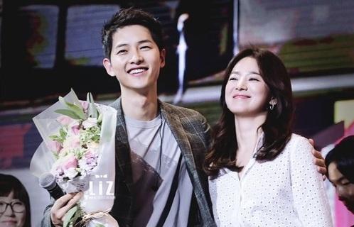Song Hye Kyo, Song Joong Ki to chuc le cuoi tai khach san noi tieng hinh anh
