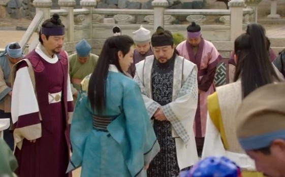 Wang Won xuat hien o dam cuoi cua Eun San hinh anh