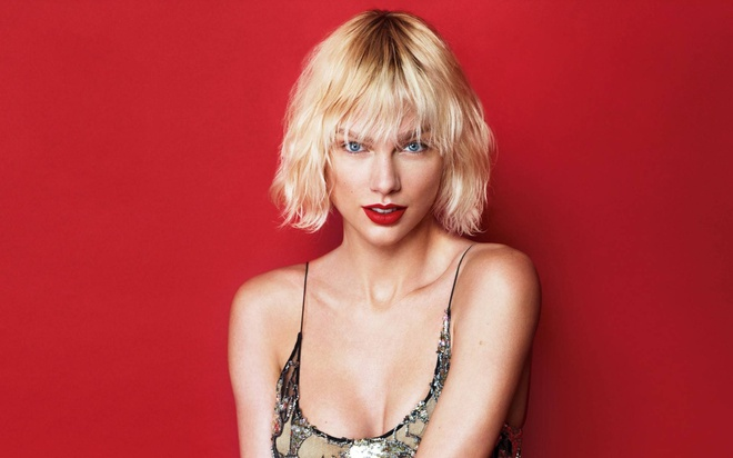 Vu khi loi hai cua Taylor Swift trong cuoc chien chong lai 'ke thu' hinh anh