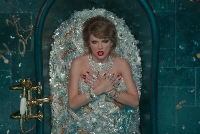 Taylor Swift xo do ky luc cua Adele nho MV 'da deu' Katy Perry hinh anh