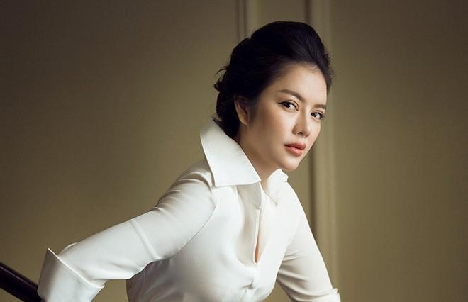 Ly Nha Ky lam giam khao cuoc thi quoc te co Huyen My tham du hinh anh 1