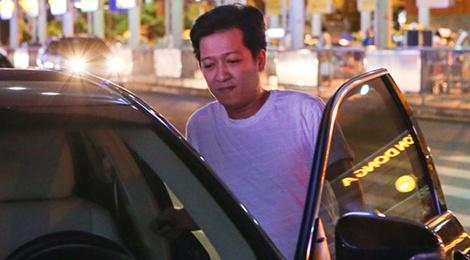 Tai xe trong vu va cham: 'Truong Giang phai len tieng xin loi toi' hinh anh