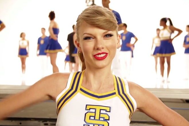 MV Shake It Off - Taylor Swift hinh anh