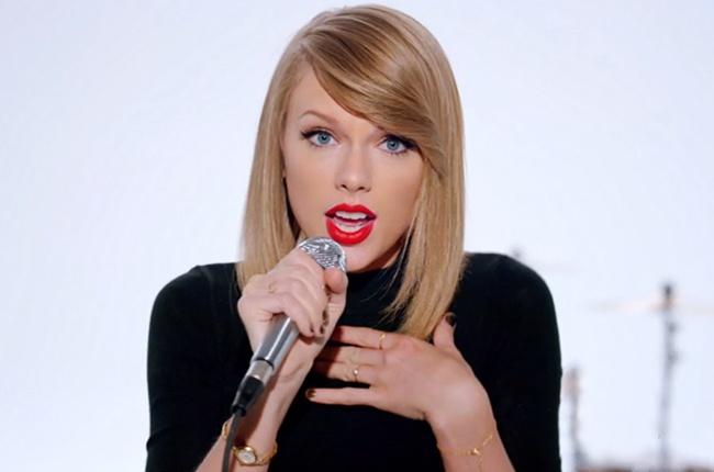 Taylor Swift bi kien vi dao nhac hinh anh