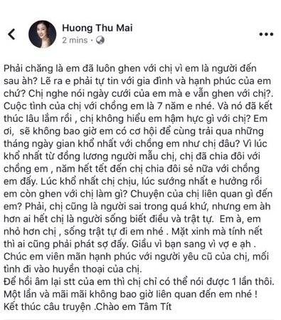 Maya ke chuyen tinh 7 nam voi chong Tam Tit de 'dan mat' hinh anh 1