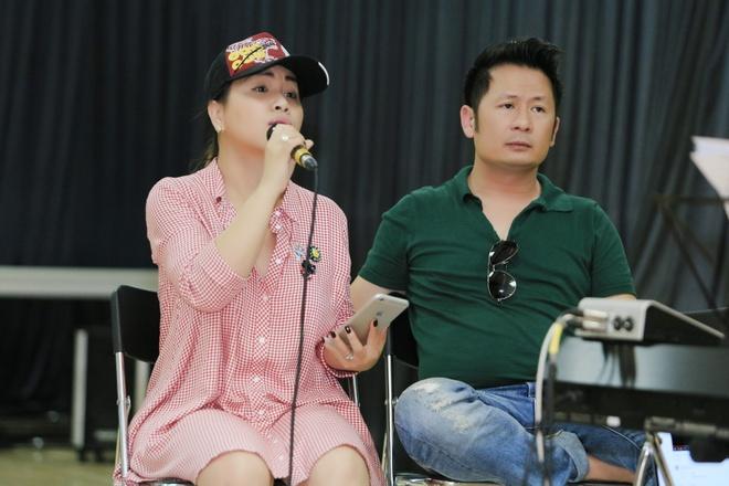 Bang Kieu, Thanh Ha tap luyen cho Dem tinh nhan 4 hinh anh 6