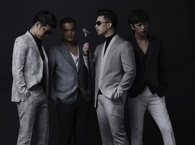 Nhung doi thu 'nang ky' cua Dam Vinh Hung tai MTV EMA 2017 hinh anh 5