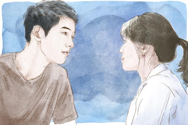Hanh trinh lam tan chay trai tim Song Hye Kyo cua Song Joong Ki hinh anh