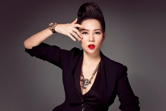Thu Minh noi ve hot girl di hat: 'Dat set co mai cung khong sang noi' hinh anh 1