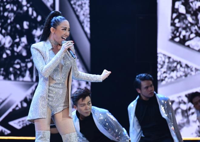 Son Tung M-TP, Toc Tien khuay dong ban ket Hoa hau Hoan vu hinh anh 8
