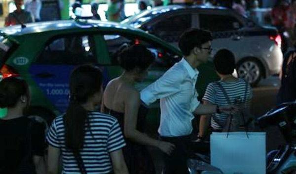 Moi tinh ngan ngui cua Van Mai Huong va ban trai thanh tra Bo Xay dung hinh anh 4