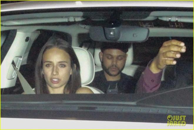 Chia tay Selena Gomez, The Weeknd hen ho ban gai cu cua Justin Bieber hinh anh 1