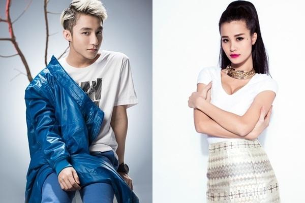 Dong Nhi, Son Tung thang giai BAMA Music Awards 2017 hinh anh 1
