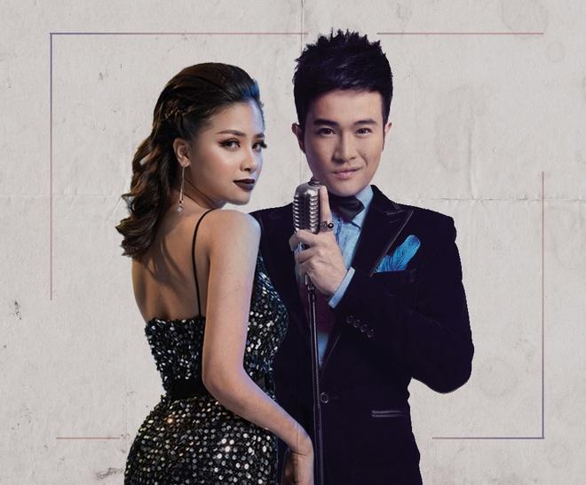 Minh Quan song ca cung Duong Hoang Yen trong ca khuc moi hinh anh 1