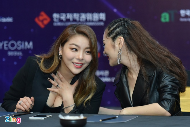 'Beyonce Han Quoc' Ailee hanh phuc khi hat cung ca si Viet hinh anh 5