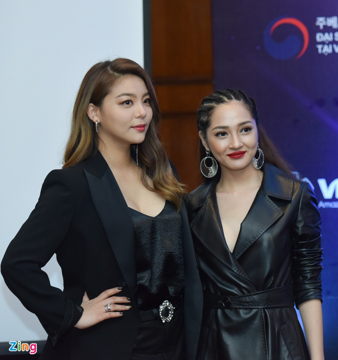 'Beyonce Han Quoc' Ailee hanh phuc khi hat cung ca si Viet hinh anh 6