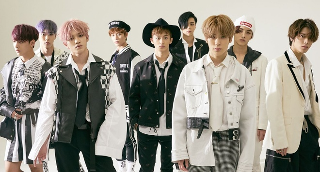 NCT 127 gui loi chao fan Viet hinh anh
